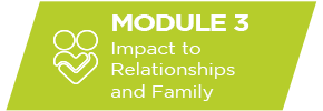 Impact to relationships and family